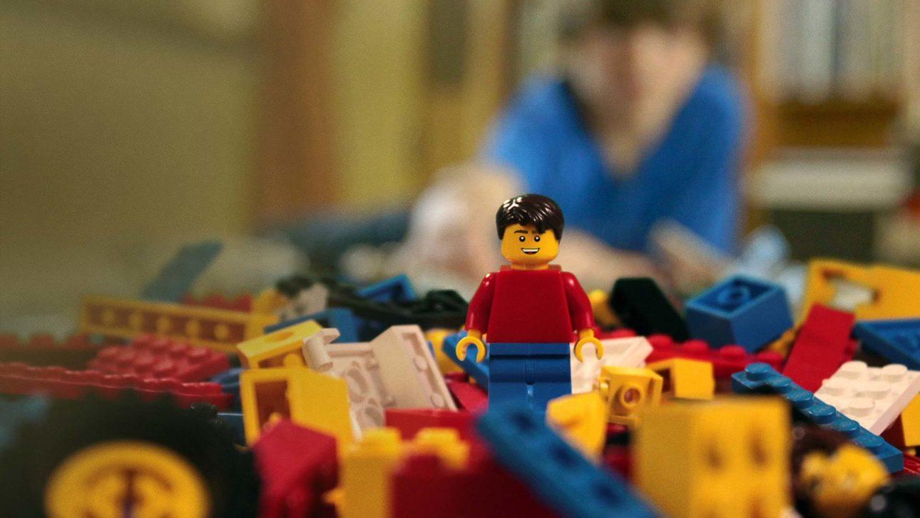 Kief Davidson - A Lego Brickumentary - Banner