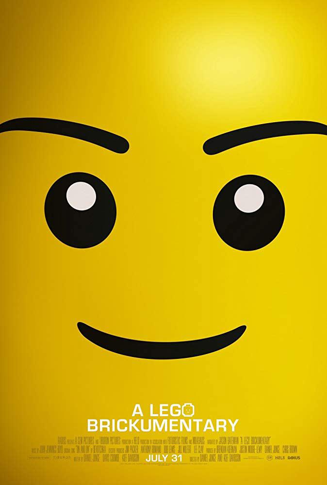 Kief Davidson – A Lego Brickumentary – Key Art