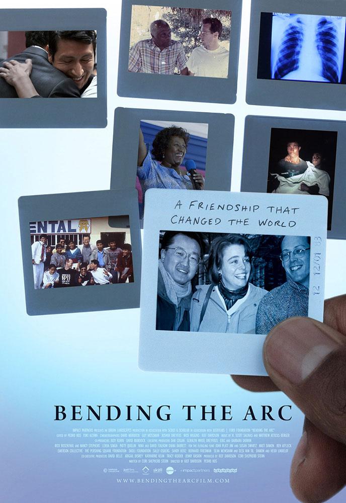 Kief Davidson – Bending the Arc – Key Art