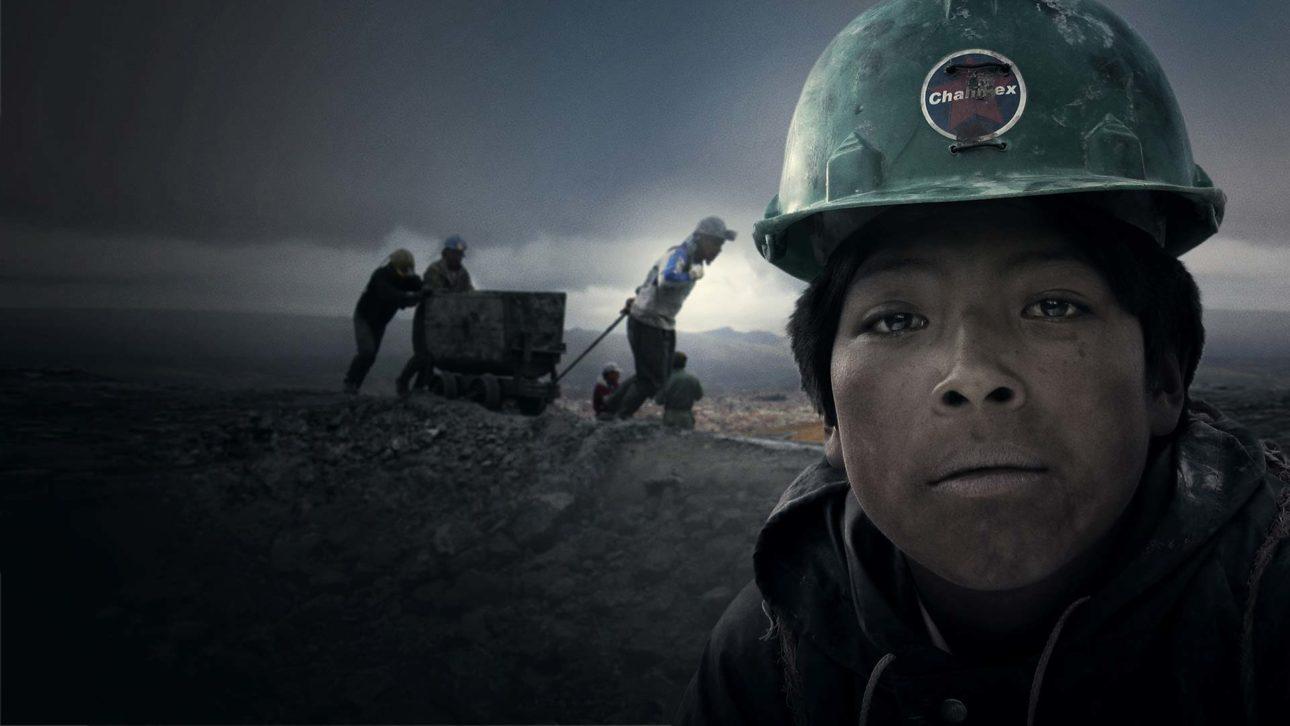 Kief Davidson - The Devil's Miner - Banner