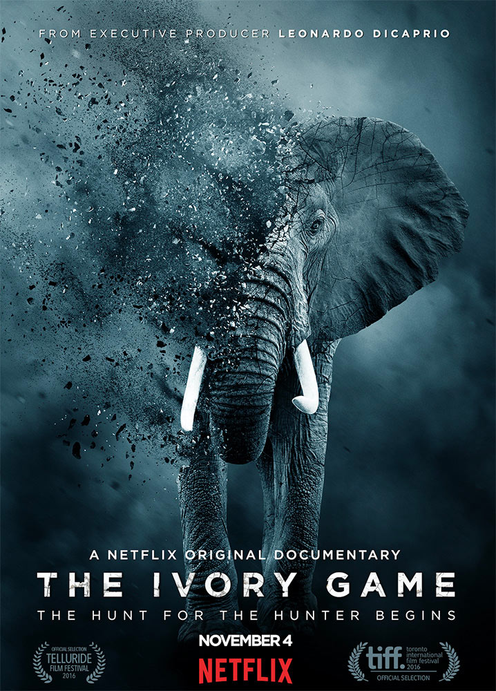 Kief Davidson – The Ivory Game – Key Art