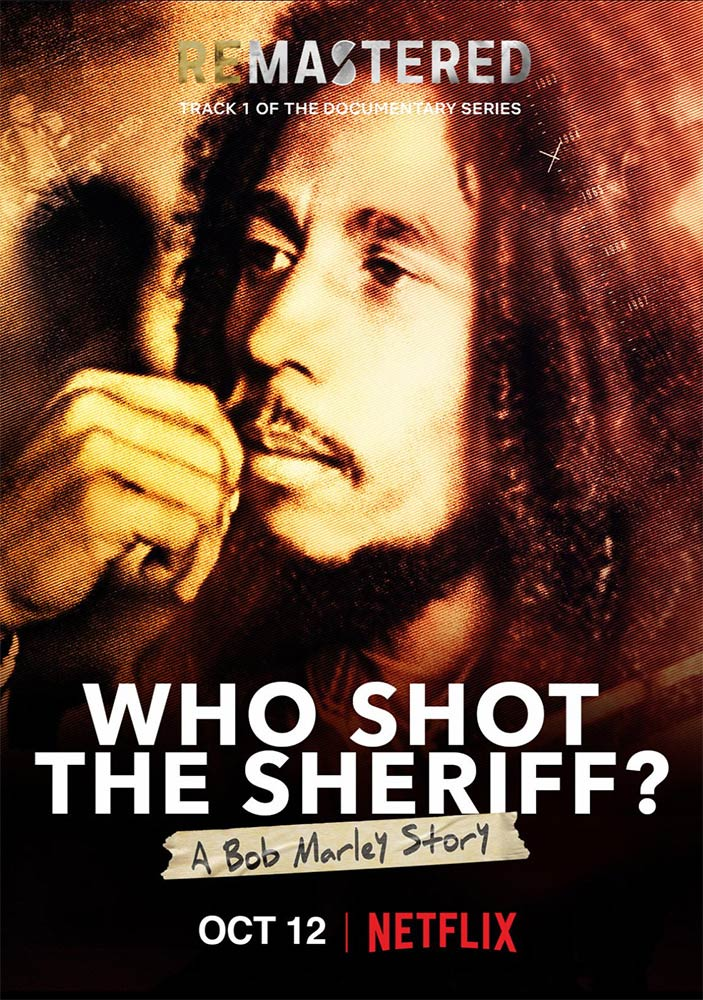 Kief Davidson – Who Shot the Sheriff – Key Art